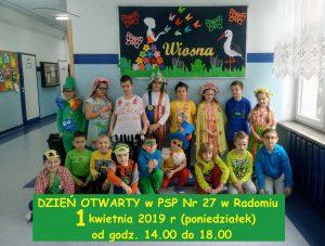 DZIEŃ OTWARTY wPSP Nr27